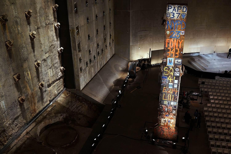 9-11 Museum New York