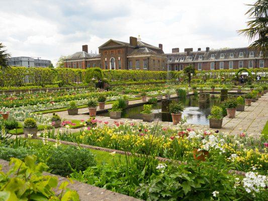 Hyde Park Kensington Gardens