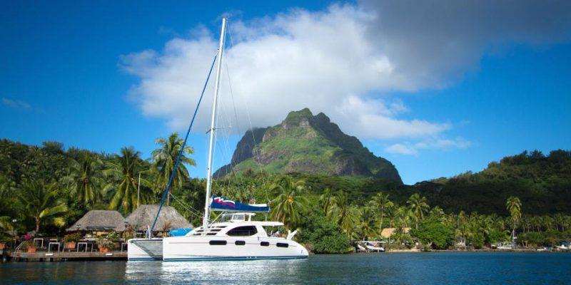 Tahiti Sailing